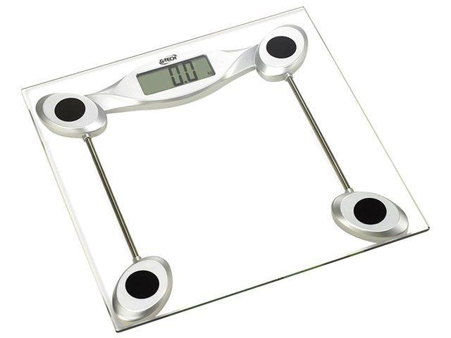 Imagem de Balança Digital até 200kg Vidro Temperado G-Tech