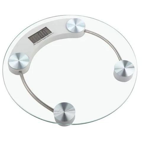 Imagem de Balança Digital Banheiro Academia Até 180kg Consultório Casa