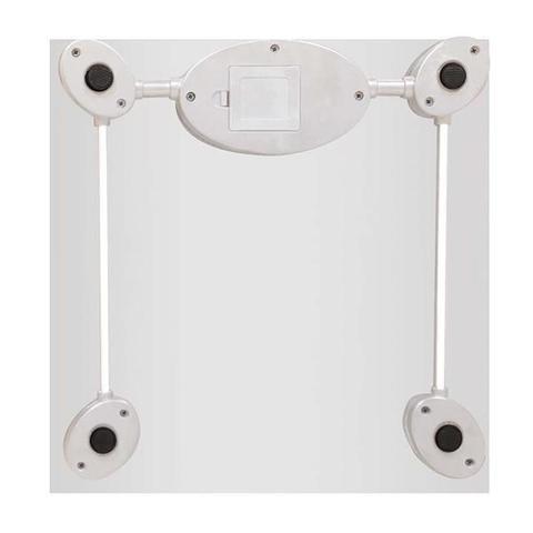 Imagem de Balança Digital Banheiro Academia Até 180kg Hc021 Multilaser Prata
