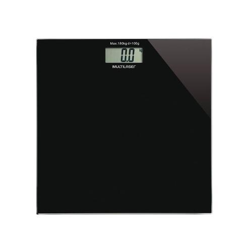 Imagem de Balança Digital Banheiro Academia Multilaser 180kg Hc022