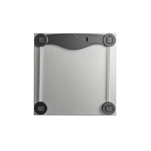 Imagem de Balança Digital Banheiro Multilaser Original Vidro Temperado