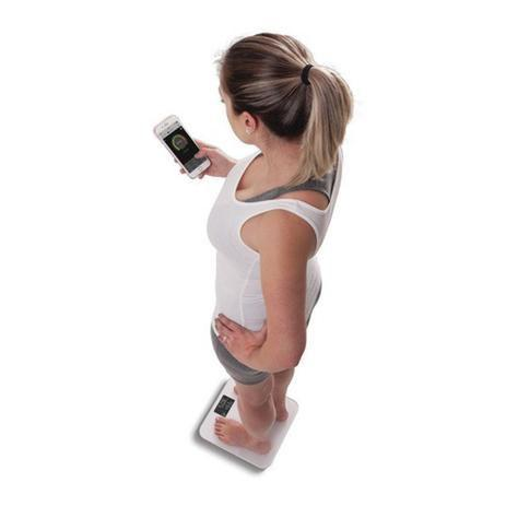 Imagem de Balança Digital Bluetooth com App Black+Decker BK75 - 150kg