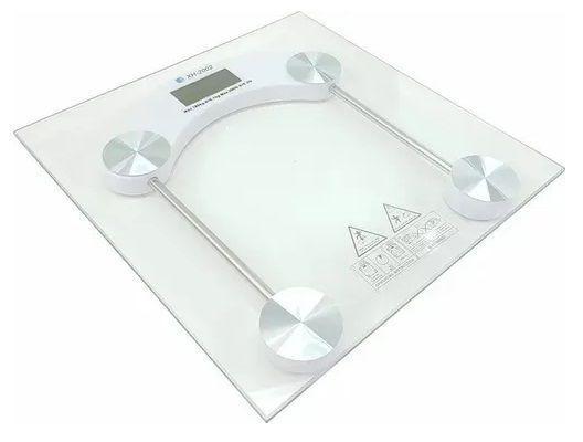 Imagem de Balança Digital Corporal Até 180 kg Com Vidro Temperado