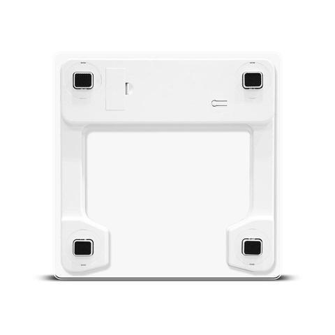 Imagem de Balança Digital Corporal Com Bioimpedância Simple Branca - Flexinter Fit