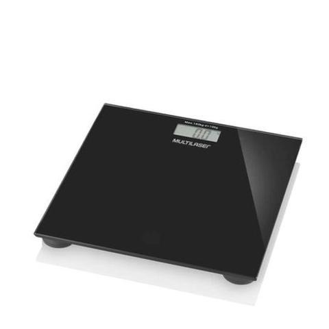 Imagem de Balança Digital Corporal Digi-health Preta - Multilaser - Preto