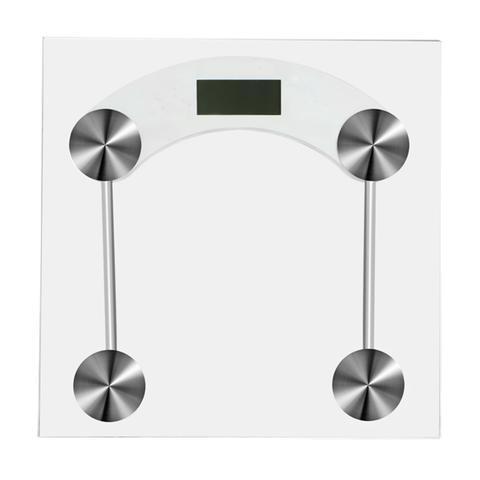 Imagem de Balança Digital Corporal Vidro Temperado Banheiro Academia