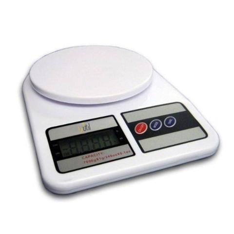 Imagem de Balança Digital Culinária Cozinha 1 grama Até 10kg Primeira Linha