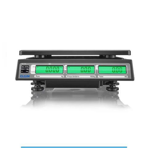Imagem de Balança digital de bancada Elgin SA 110 15kg