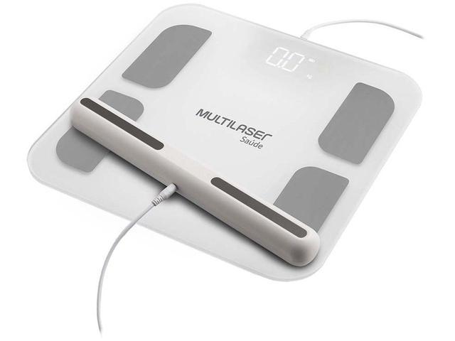 Imagem de Balança Digital de Bioimpedância Bluetooth