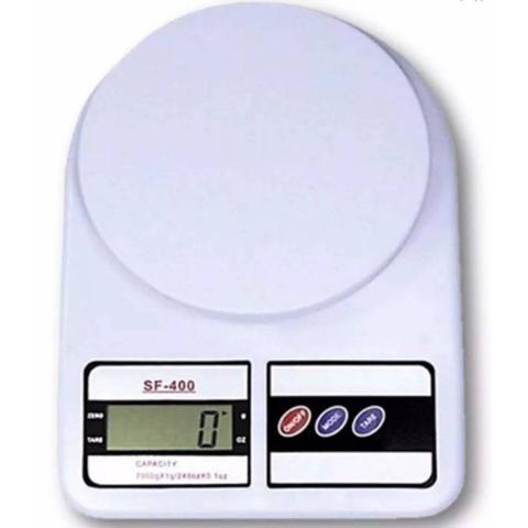 Imagem de Balança Digital de cozinha Sf-400 Alta Precisão Eletrônica 1g A 10 Kg