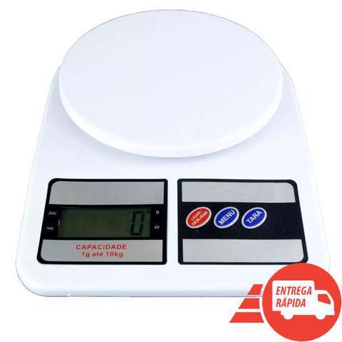 Imagem de Balança Digital De Precisão Cozinha 10kg Nutrição E Dieta