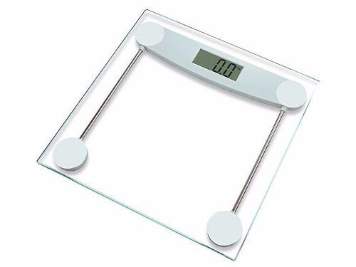 Imagem de Balança Digital Vidro Temperado 180kg Banheiro Academia Peso
