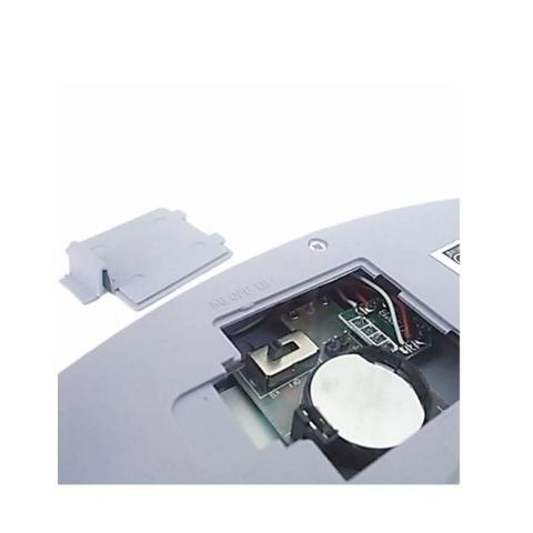 Imagem de Balança digital vidro temperado para banheiro quadrada capacidade 180 kg - ca05020