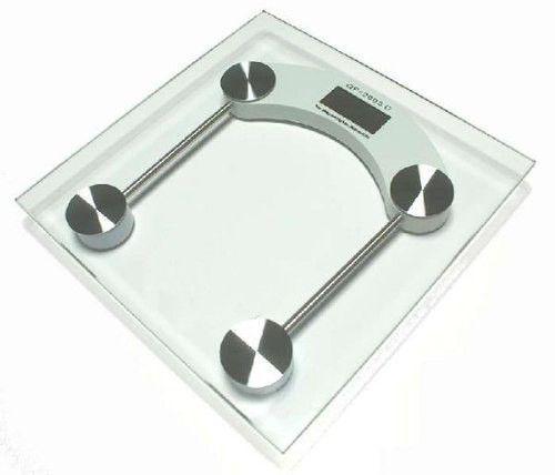Imagem de Balança Doméstica Digital Quadrada para banheiro - Personal Scale