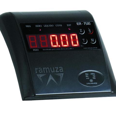 Imagem de Balança Dp 300Kgx100G 500X500 Bj.430 Idr7.500 Abs Ramuza