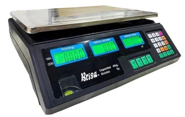 Imagem de Balança Eletrônica Digital 40kg Alta Precisão