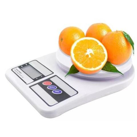 Imagem de Balança Eletrônica Digital Cozinha Alta Precisão 10 Kg