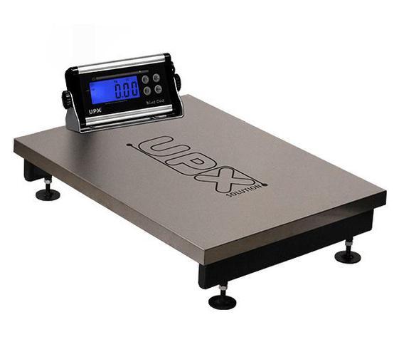 Imagem de Balança Eletrônica Display Digital  300 KG 440x600mm Blue One UPX