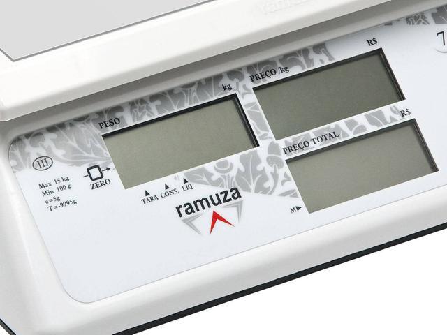 Imagem de Balança Industrial Digital Ramuza