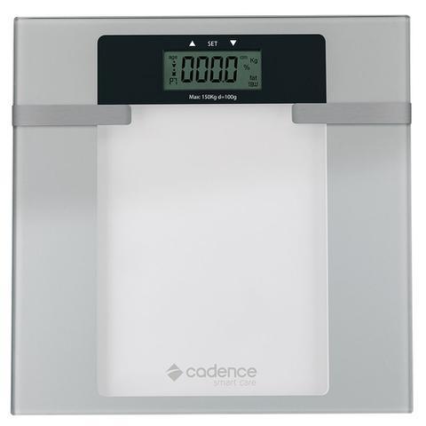 Imagem de Balança Inteligente Cadence Smart Care para Banheiro