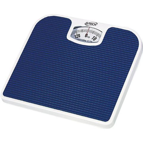 Imagem de Balança Mecânica com Capacidade de 130kg G-Tech Sport Azul