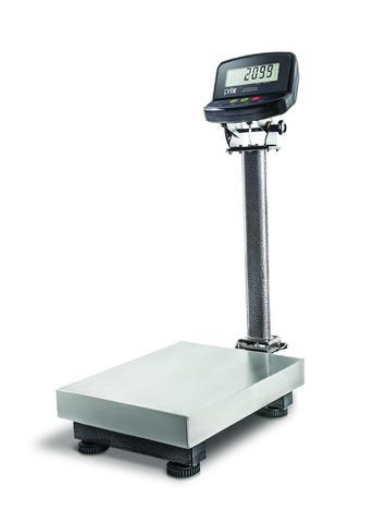 Imagem de Balança Plataforma Digital 2099 com Bateria - 300Kg/50g - Selo Inmetro - Toledo