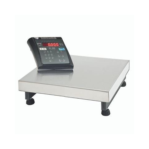 Imagem de Balança Plataforma Digital Industrial 150kg/50g DP150 Ramuza