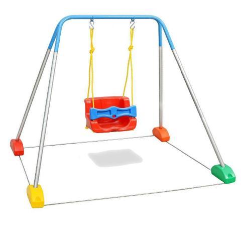 Imagem de Balanço Individual em Ferro - Mundo da Criança
