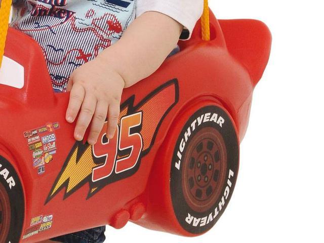 Imagem de Balanço Infantil Cars