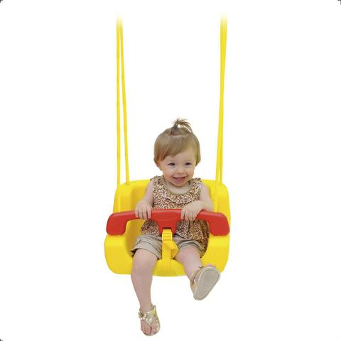 Imagem de Balanço Infantil Em Plástico Individual Bal-in Xalingo