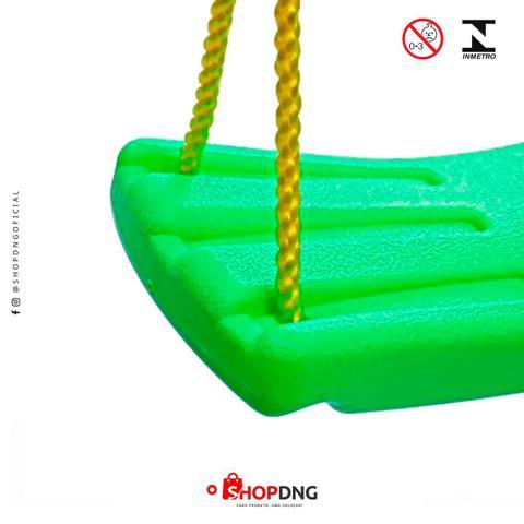 Imagem de Balanço infantil kids Play ajustável - Bw036 - 50kg - Verde
