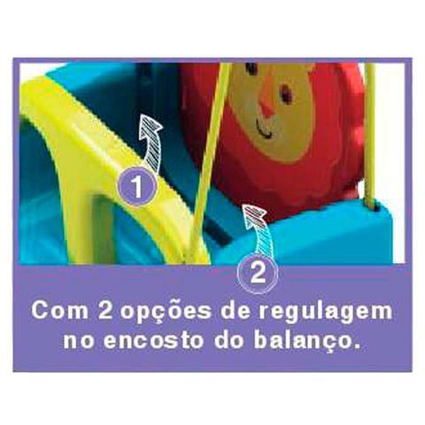 Imagem de Balanço Infantil Leãozinho Fisher-Price - Xalingo