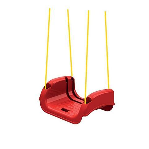 Imagem de Balanço Infantil Simples Vermelho Xalingo Brinquedos