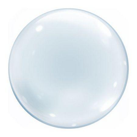 Imagem de Balão Bubble Transparente