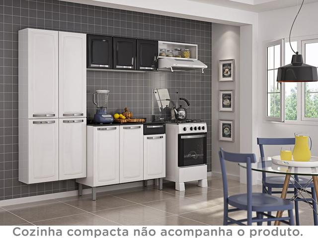 Imagem de Balcão com Tampo Itatiaia 3 Portas 1 Gaveta