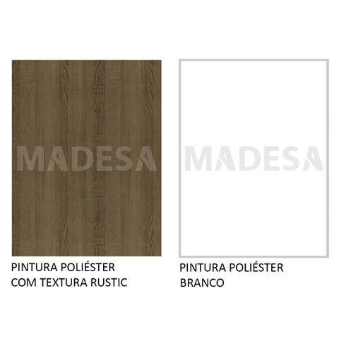 Imagem de Balcão de Pia Madesa Glamy 1 Porta e 2 Gavetas