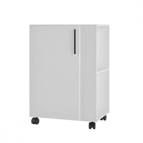 Imagem de Balcão Multiuso - BMU 130 - 1 porta, 1 prateleira, 2 nichos - BRV Móveis
