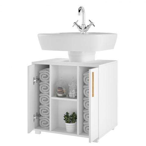 Imagem de Balcão para Banheiro Linha Versa BBN 08 - BRV Móveis