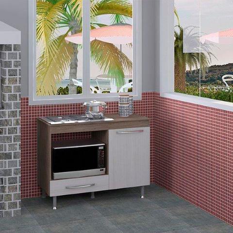 Imagem de Balcão para Cooktop 105 cm Indekes 6086-491
