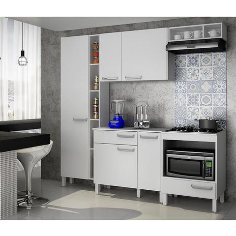 Imagem de Balcão para cooktop 4 bocas e forno Decari 31101