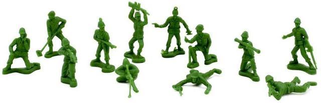 Imagem de Balde com 60 soldados toy story toyng