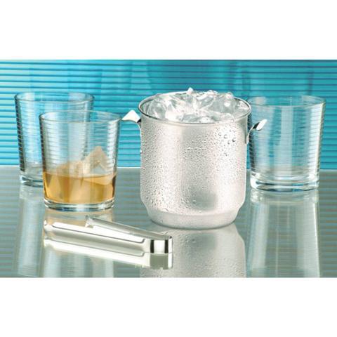 Imagem de Balde para Gelo Bartender Inox com Pinça 650 ml Forma