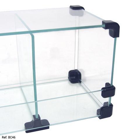 Imagem de Baleiro Comercial Modulado em Vidro - 0,50 x 0,15 x 0,15