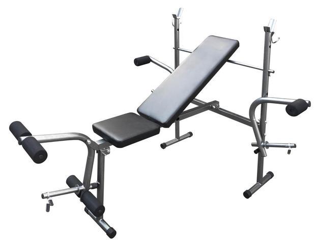 Imagem de Banco de Supino 365 Estação de musculação aparelho ginastica - WCT  Fitness 42f0ba3f146f4
