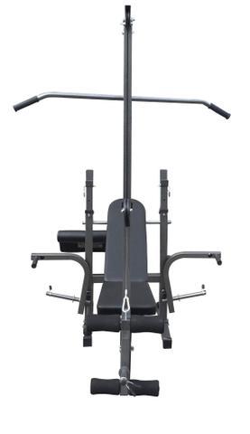 63978a5a06 Imagem de Banco de Supino 367 Estação de musculação aparelho ginastica - WCT  Fitness