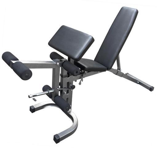 Imagem de Banco de Supino 378 Estação de musculação aparelho ginastica - WCT  Fitness dd788d9bc15e0