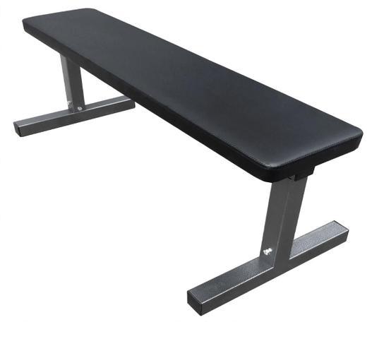 Imagem de Banco de Supino Reto 324 Estação de musculação aparelho ginastica - WCT Fitness
