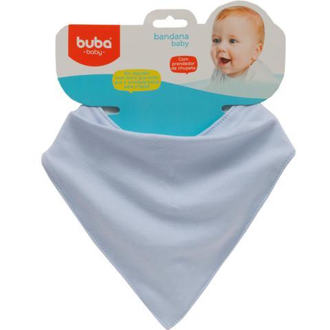 Imagem de Bandana Baby Azul - Buba