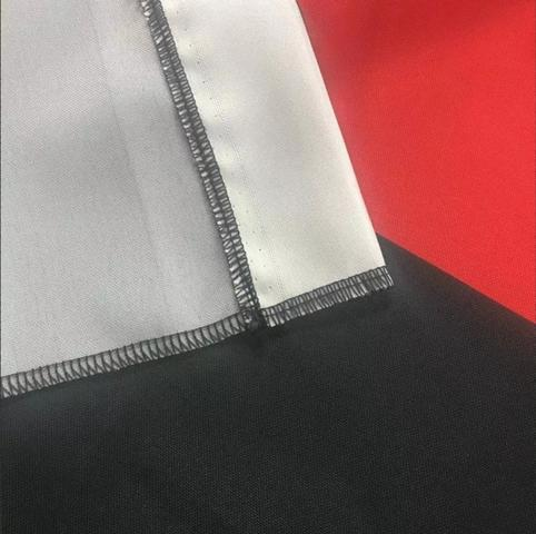 Imagem de Bandeira Do Flamengo Tamanho 2 Panos 90 X 128 Cm