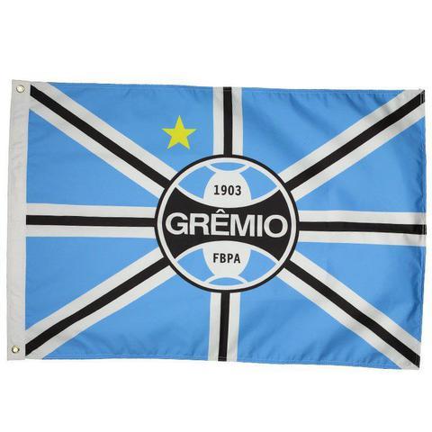 Imagem de Bandeira Oficial Licenciada Grêmio 2 Panos